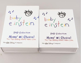 Wholesale Baby Ein stein DVD Set DVDs Baby Learning DVD Collection Great Mind Star Little baby Sign