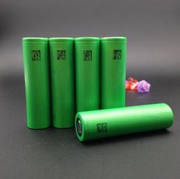 E cigarette 18650 battery vtc4 battery vtc3 battery vtc5 A grade 18650 battery 2100mAh 3.6V rechargeable So ny VTC 4 lithium battery Free