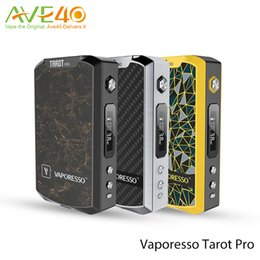 Wholesale Vaporesso Tarot W VTC VW VV TC Box Mod Updated Tarot Pro Mod w Available at your VW or VT Mode