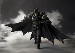 Wholesale New Christmas batman Action Figures Marvel Batman Movie Dark Knight Action Figure Batman minifigures Boy Xmas Toy Collection E1700