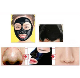 Wholesale Mask Black Mud Mask Whitening And Moisturizing Mask Remove Blackheads Pulling Compact Cured Acne Men And Women Can Use The Tearing Type Mask