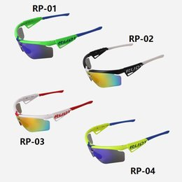 Wholesale Rudy project bike glasses lens Anti Fog Cycling bici velo eyewear Bicycle Sunglasses Bike Casual sports Ciclismo