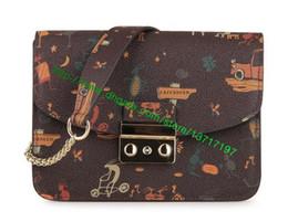 Lady Real Leather Bag Women Fashion Designer Handbag Cosmetics Shoulder Bag