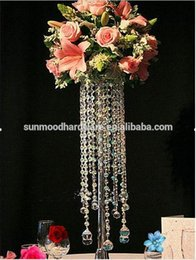 Wholesale accept paypal visa credit card flower stand centerpiece wedding flower stand centerpieces flower stand