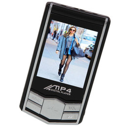 Wholesale Brand New Cheap Good Quality inch GB Mini Free Music Download MP4 Player Music Digital Player with FM Black