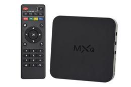 Wholesale New MXQ Amlogic s805 Android4 G G Kodi Loaded Android TV Box