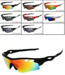 2016 summer newest colors fashion men' s Bicycle Glass Outdoor Sport sunglasses Google Glasses mix color!