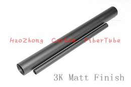 1-10 pcs 18MM OD x 16MM ID x 1000MM (1m) 100% 3k Carbon Fiber tube   Tubing  pipe shaft, wing tube Quadcopter arm Hexrcopter 18*16