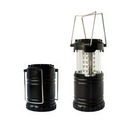 Deporte al aire libre portátil de acampada de senderismo pesca trastos turísticos Telescópico 30 LED Linterna tienda de luz de la lámpara de 2016 de alta calidad 2503057 desde altos tiendas de campaña proveedores