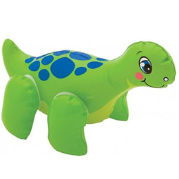 Inflatable toy for swimming water inflatable Baby Child Pool Seat Float Ring Green Turtle Toy
