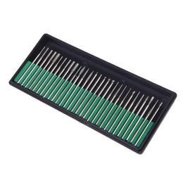 30Pcs Set Nail Drills Bits Kit Electric Manicure Pedicure Pen Set Manicure and Pedicure Nail Art Machine Accessories