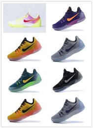 Wholesale Summer high quality Zoom Kobe Venomenon EP V Dream Yellow Mens Basketball Shoes Original Quality Kobe For Men Sneakers Sports Shoe