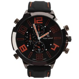 Wholesale V6 fashion men s foreign trade watch quartz watch eBay speed to sell through a burst of watches manufacturers direct sales