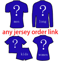 Wholesale 2016 soccer jersey club maillot de foot order link for any team Camiseta de futbol top thialand quality