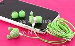 Wholesale New Cartoon Mickey Mouse Earphone In ear Color mm Plug