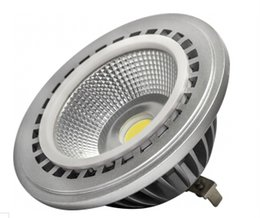 Free Shipping AR111 G53 D111*H70 LED spotlight,60deg 1PCS COB LED,9W,12VAC DC CRI80 950Lm Warmwhite Coldwhite Wholesales