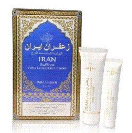 Wholesale 2015 Genuine Iran saffron white cream IRAN Vulva Leukoplakia Cream white cream genital itching Feminine Hygiene Female care
