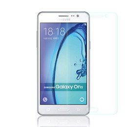 Tempered glass film protector For Samsung Galaxy S7 6 5 4 NOTE4  NOTE EDGE J5 J7 A5 C7 Tempered Glass Film Screen Protector 2pcs lot free