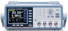 Wholesale GW INSTEK LCR meter LCR Hz kHz kHz kHz kHz kHz Basic accuracy Measuring speed up to ms