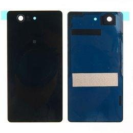 Wholesale 100 OEM Brand New Battery Cover Rear Back Door Case For Sony Xperia Z1 Z2 Z3 D6603 D6643 D6653