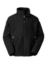 Wholesale 2017 Kids Girls boys fleece jackets Windproof outdoor hiking warm outwear Children s Zipper clothes