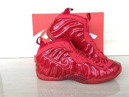 Wholesale The latest explosion models Hardaway Carbon Red Spot super basketball shoes sport shoe rockets men style shoes sizes basketballer shoe