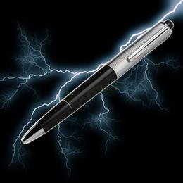 Wholesale Car Ornaments New Funny Pen Electric Shock Pen Joke Prank Trick Novelty Electrical Shocker Toy Gift Fun HA10714