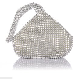 2016 New Fashion Women Clutch Bag Dazzling Aluminum flakes Glitter Sparkling Handbag Evening Party Bags 8023