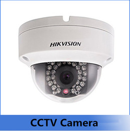 Wholesale Hikvision Multi Language V5 DS CD3135F IS MP Support H HEVC Support TF Card Slot Two Way Audio Mini Dome POE IP CCTV Camera