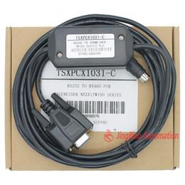 Wholesale TSXPCX1031 C for schneider PLC programming cable TWIDO NEZA series TSXPCX1031 C