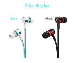 2018 the hot and NEW product & Good quality langsdom headset ear mobile phone headset headset   wire with wheat black or blue color