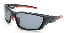 Outdoor Bicycling Black Color Sport Sunglasses Men Polarized Eyewear,JAMR14055