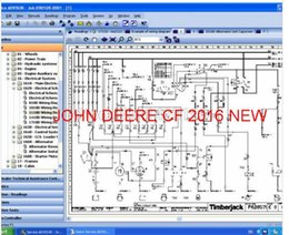 Wholesale true John Deere Service Advisor CF Construction and Forestry NEW activator History disc unexpire Prolongation Tool HDD