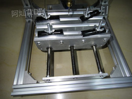 Wholesale Mini CNC engraving machine working area mm PCB Milling Machine CNC Wood Carving Mini Engraving router PVC
