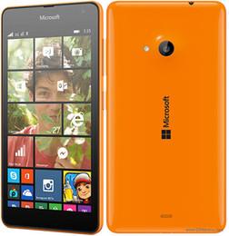 "Original Nokia Lumia 535 Windows Phone 8.1 5.0"" Quad Core RAM 1GB ROM 8GB 5MP Refurbished Unlocked Mobile Phone"