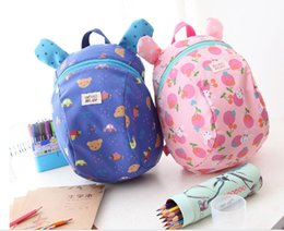 Wholesale Rapid delivery of new product selling custom cartoon pupils shoulders bag and retail compatible with e mail treasure