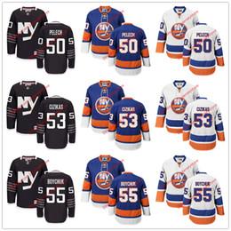 Wholesale 2016 NHL Ice Hockey New York Islanders Jerseys Adam Pelech Casey Cizikas Johnny Boychuk