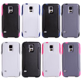 Wholesale Best selling Swap meet products original quality hard commuter case pc tpu hybrid case for Apple iPhone s s plus Samsung galaxy S7
