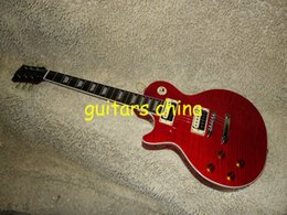 NEW Left Handed Guitar Slash Guitar Red Electric Guitar OEM guitar free shipping