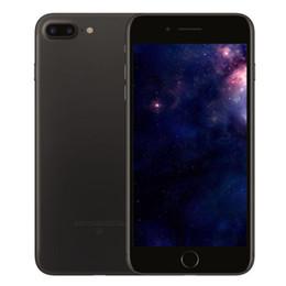 Wholesale Goophone I7 más el botón principal G G del sentido de la base MTK6580 del patio puede demostrar el teléfono celular falso del androide del wifi de G G GPS