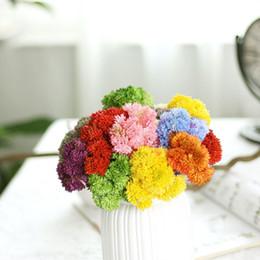 K16165 Candy Colors Wholesale Simulation Succulents,High-grade Simulation bouquet ,Wedding flower,Home Decoration,display,Decorative Flower