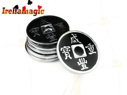Wholesale Hot sale Classic Magic props Magic coins Magic Toys Ancient Chinese Coins
