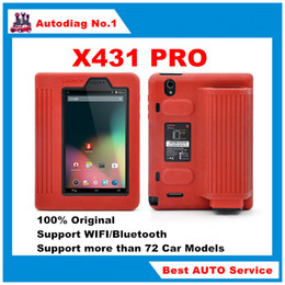 Wholesale Launch X431 Pro Advanced diagnostic tool Launch X pro Wifi Bluetooth function Replace diagun III Powerful Than Launch C X431pro