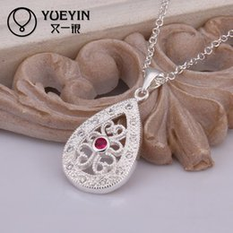 Wholesale Hot marketing water drop necklaces pendants chain necklace jewelry oriental style jewelry