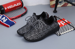 Wholesale 2016 Top New women men Running Shoes Relaxed and comfortable breathable sports walking tour Fitness Shoes With Initial box famous trademark