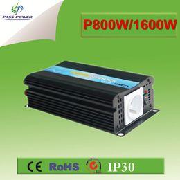 Wholesale High Quality W Pure Sine Wave Inverter High Frequency Inverter W Off Grid Car Power Inverter V V