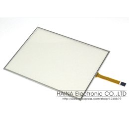 4:3 12 inch 4 Wire Resistive USB Touch Screen Panel Touch panel for Laptop   Industrial equipment