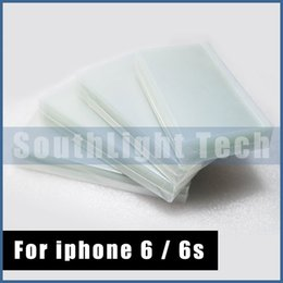 Wholesale 100 Original Mitsubishi For iPhone g inch LCD OCA Film Double sided Sticker Optical Clear Adhesive um OCA Glue