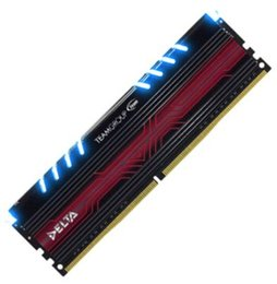 Wholesale TEAM Delta series pin DDR4 MHz GB GBx2 SDRAM memory with LED Breaking Light for desktop computer