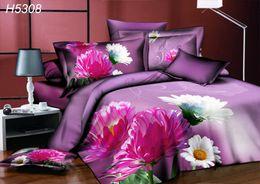 Definición entorno en venta-Alta definición 3D juegos de cama 3D conjuntos de girasol 3d edredón cubierta almohada fundas de almohadas de girasol 3d pintura al óleo cama caliente venta 5308